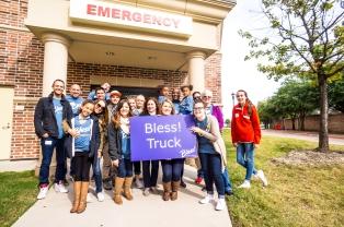 Gateway Frisco, Bless A Life - Serve Day, November 14 2015, Frisco Texas