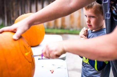 Halloween 2015, Keller Texas, October 31 2015