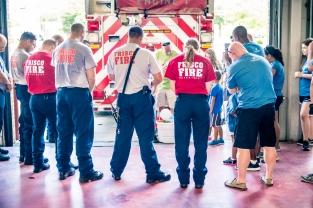 Bless A Life Serve Day, Gateway Church Frisco, June 2016, Bless! Truck, Frisco Texas