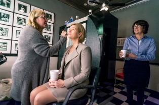 Hair and MakeUp at AMS Pictures for Altair Global